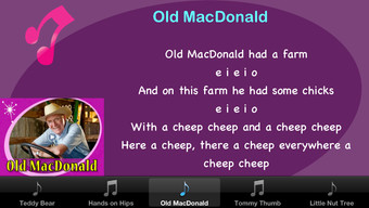 Sing to Learn English 1 App - 2