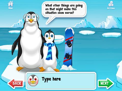 Positive Penguins HD-4