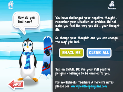 Positive Penguins HD-5