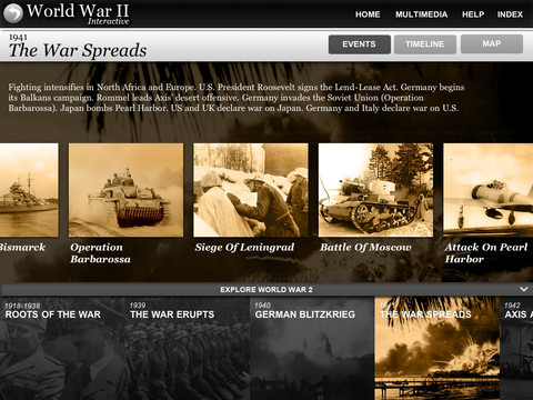 World War II Interactive-1
