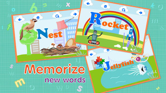 ABCs Alphabet Phonics Games App - 1