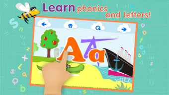 ABCs Alphabet Phonics Games App - 2
