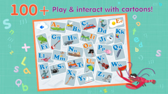 ABCs Alphabet Phonics Games App - 3