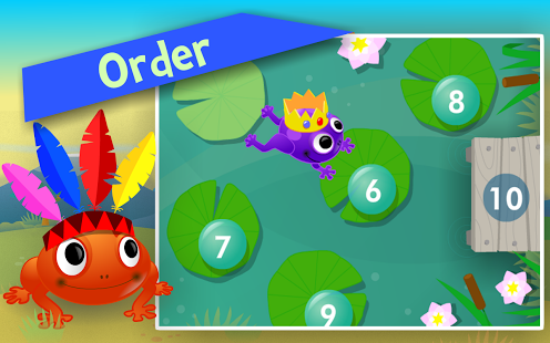 Numbers & Addition! Math games App - 2