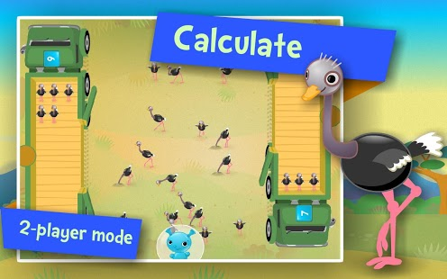 Numbers & Addition! Math games App - 5