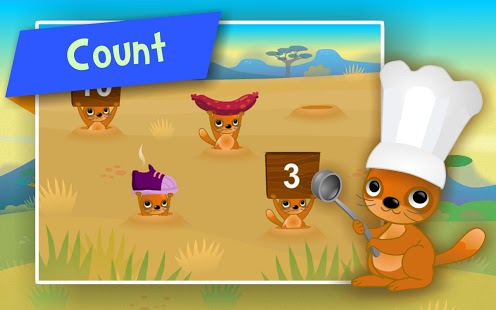 Numbers & Addition! Math games