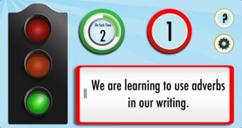 Silent Light - Classroom Timer and Decibel Meter App - 1