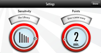 Silent Light - Classroom Timer and Decibel Meter App - 2