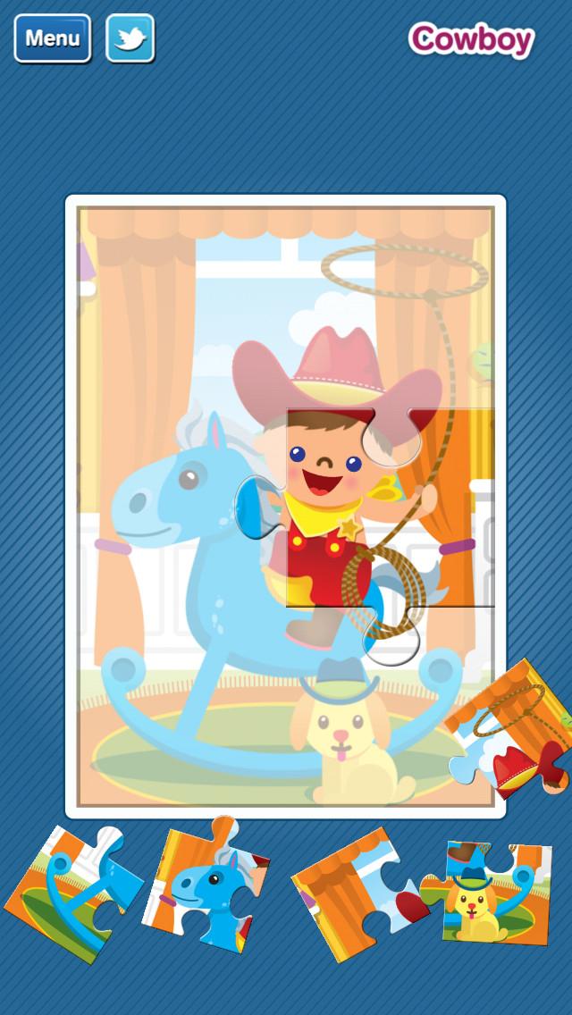 GazziliPuzzles App - 2