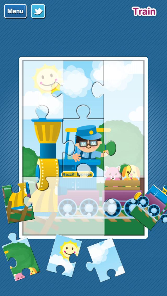 GazziliPuzzles App - 3
