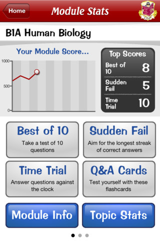 Test & Learn Lite — GCSE Science App - 2