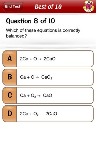 Test & Learn Lite — GCSE Science-3