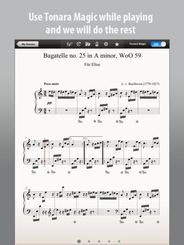 Tonara Sheet Music-3