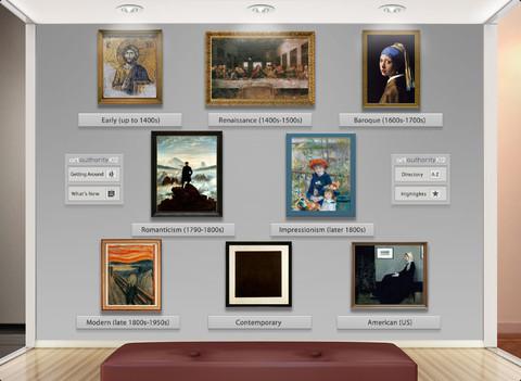 Art Authority K-12 for iPad-1