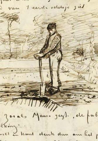 Yours, Vincent The Letters of Vincent Van Gogh