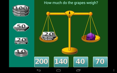 Kids Measurement Science Lite App - 2