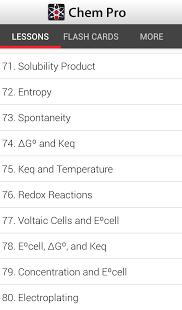 Chem Pro: Chemistry Tutor App - 3