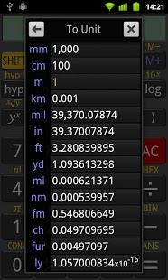 RealCalc Scientific Calculator-5