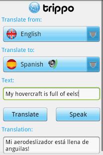 Trippo Mondo- Voice Translator-1
