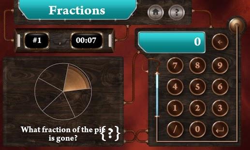 Math Quiz App - 4
