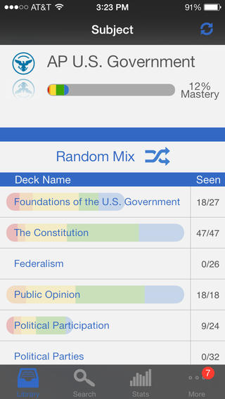 AP US Government & Politics Exam Prep - powered by Brainscape-1