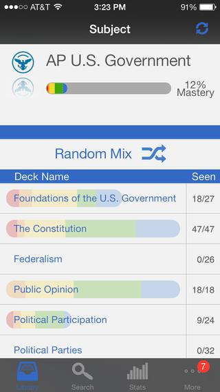 AP US Government & Politics Exam Prep - powered by Brainscape-1