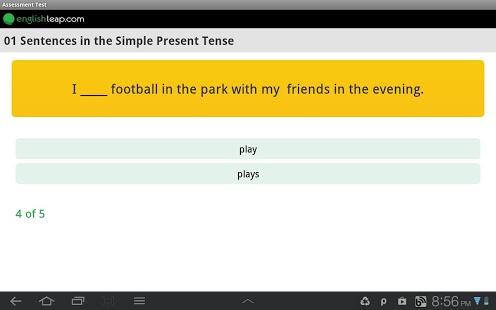 Improve English Grammar App - 3