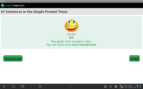 Improve English Grammar App - 4