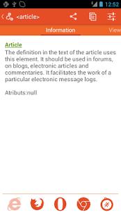 Learn HTML5 App - 3