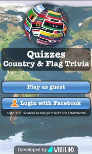 Geography Quiz Game App - 1