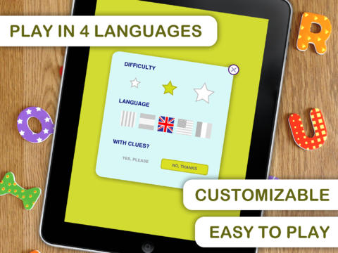 Dic-Dic. Multilingual dictation to practise spelling, writing App - 2
