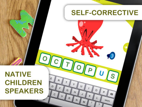 Dic-Dic. Multilingual dictation to practise spelling, writing App - 3