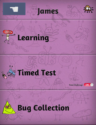 Cambugs Letter Sounds