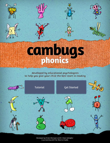 Cambugs Phonics App - 1