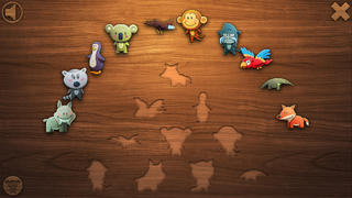 Educational Animal Games - Puzzles for One,Two, & Three Year Old Kids App - 3