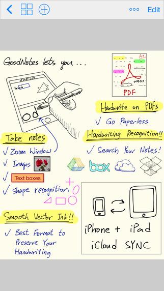 GoodNotes 4 - Notes & PDF-1