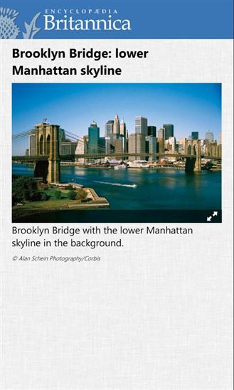 Encyclopaedia App - 5