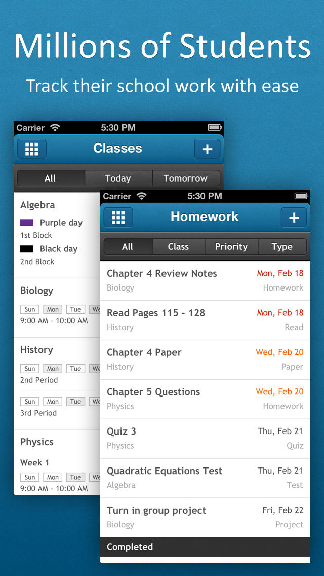 myHomework Student Planner-1