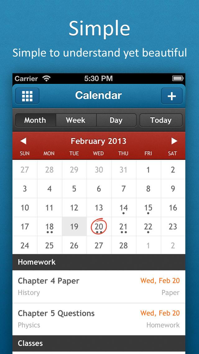 myHomework Student Planner-3