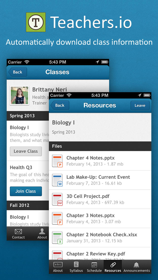 myHomework Student Planner App - 4