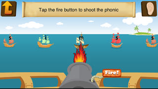 Pirate Phonics 1 : Kids learn to read! App - 3