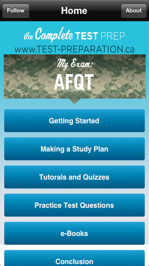 Complete AFQT Study Guide-1