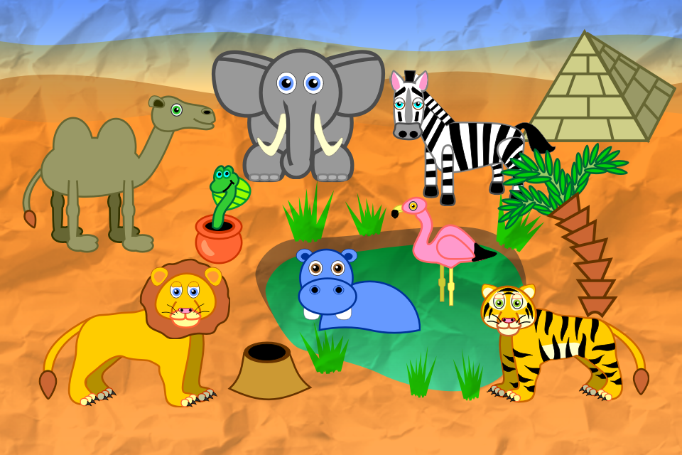 Animals For Toddlers App - 3