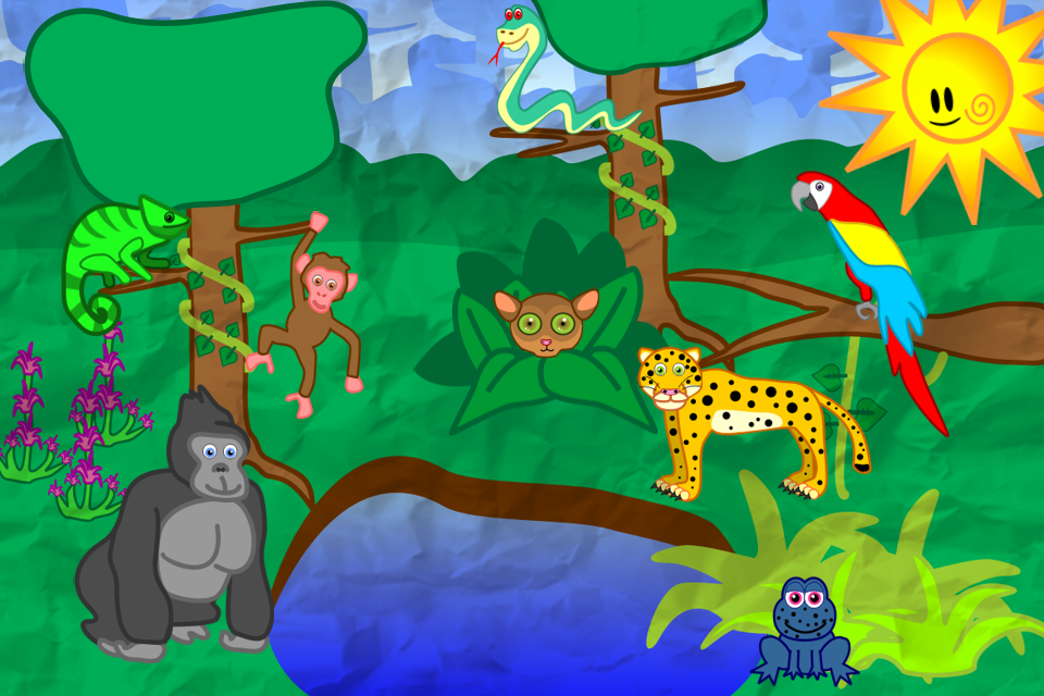 Animals For Toddlers App - 4