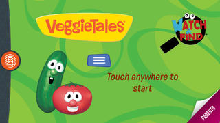 Watch and Find - VeggieTales Games and Video Clips - A Fingerprint Network App-1