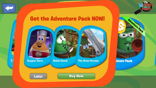 Watch and Find - VeggieTales Games and Video Clips - A Fingerprint Network App-5