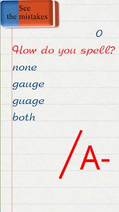 Wellwrite! -English words quiz-5