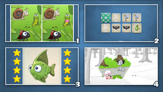 Playground 1 – Best of Edition. 12 games for kids in 1 App.-2