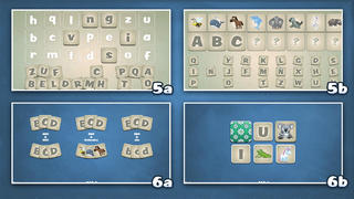Playground 3 - ABC Edition. The kids app to learn how to read and write letters.-3