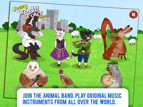 Jazzy World Tour - Musical Journey for Kids-2